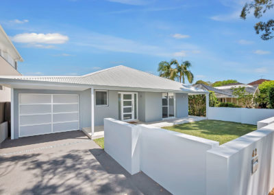 Caringbah – Two single level houses